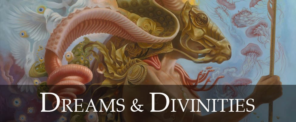 Dreams and Divinities, Heidi Taillefer