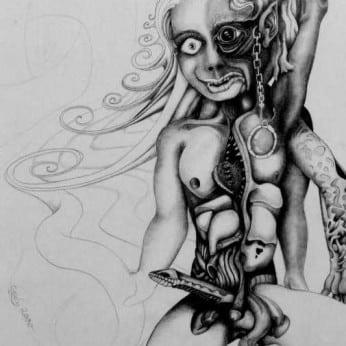 Psychedelic Boy Demon