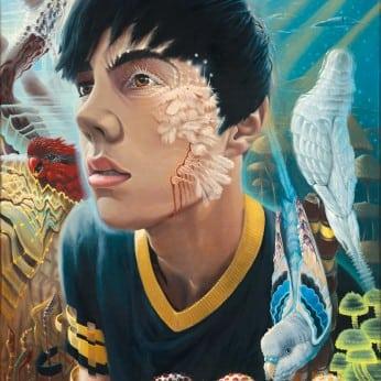 """The Psychonaut"" by Cody Seekins"
