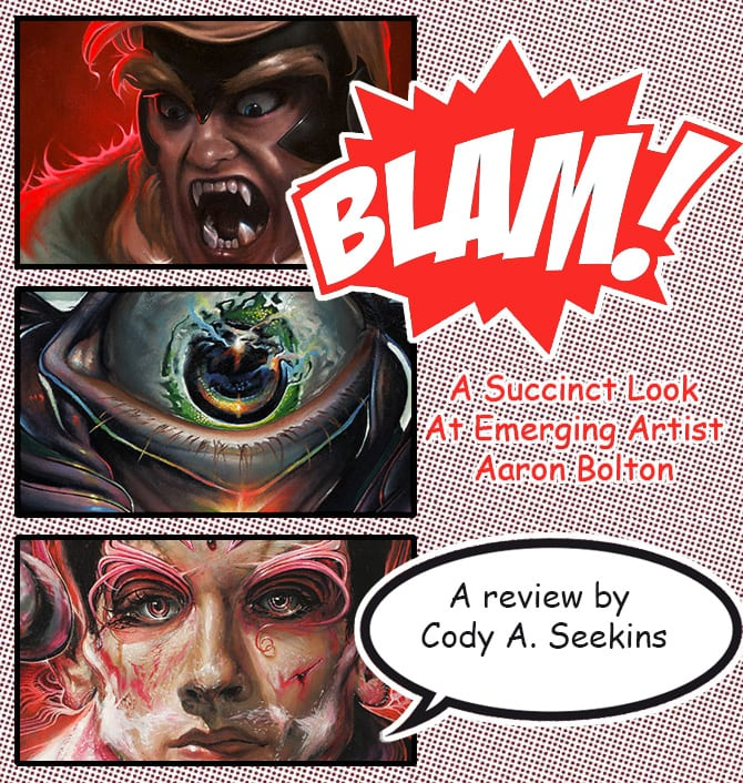 Aaron_Bolton_review comic blog