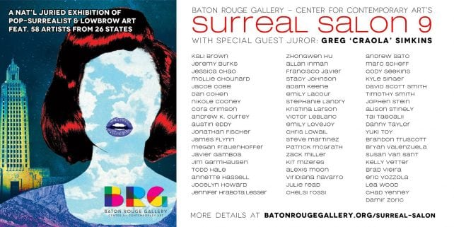 An exciting and packed holiday schedule the art of cody for Surreal salon 8